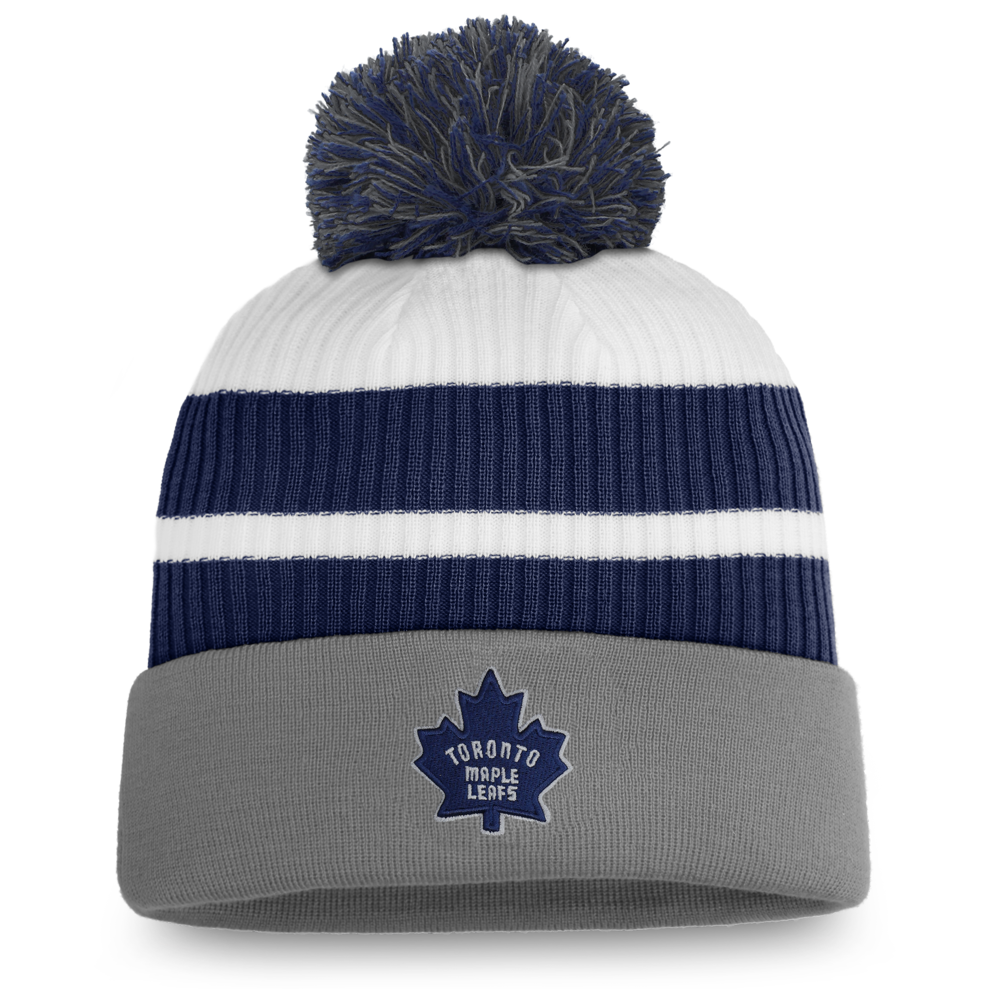 Maple Leafs Men's Special Edition Cuffed Pom Toque