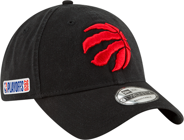Raptors New Era Men's 2020 Playoffs 920 Strapback Hat