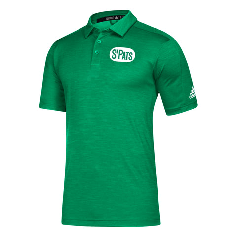 Maple Leafs Adidas St. Pats Men's Team Polo