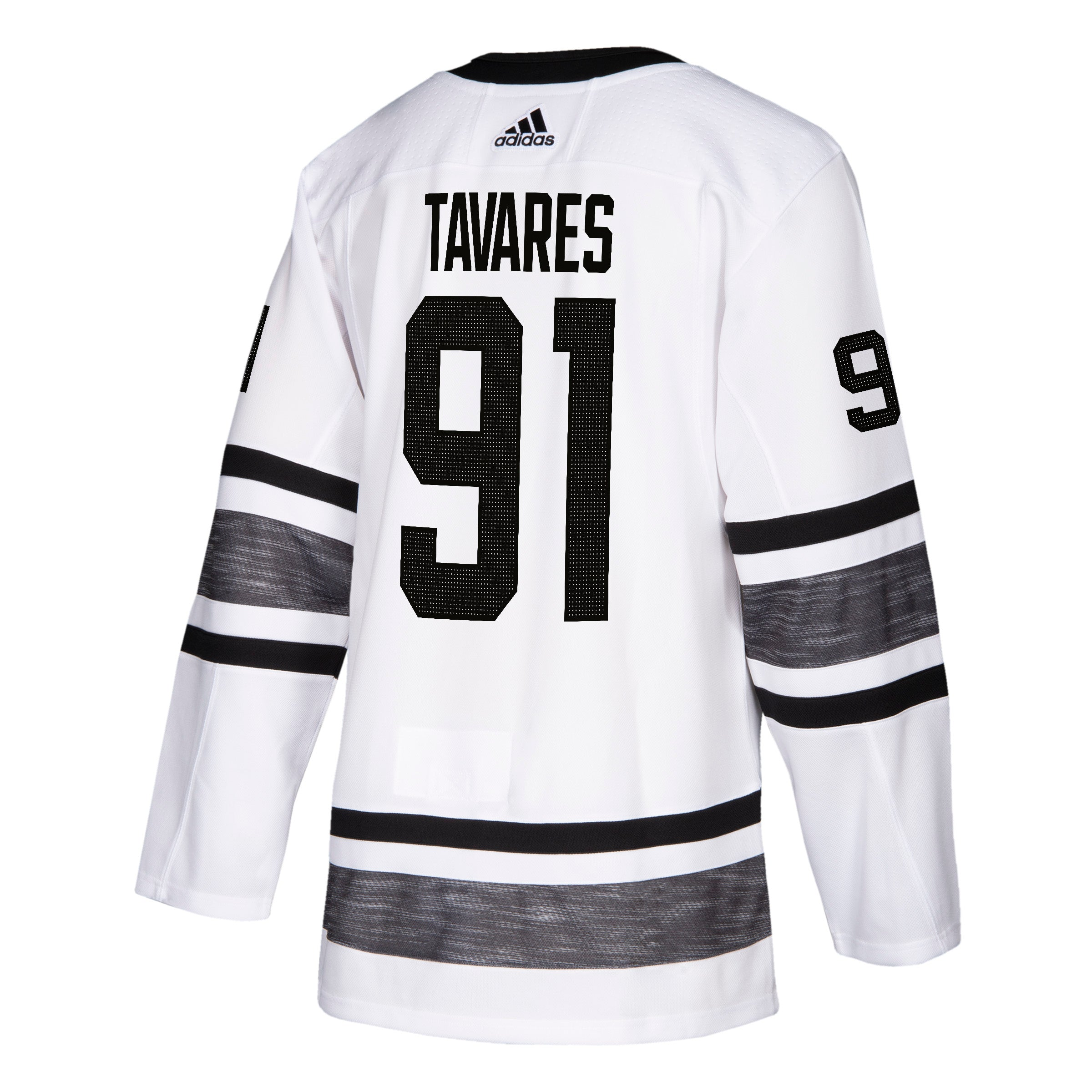 6f10fd5ede6 2019 NHL All Star Adidas Parley Tavares Jersey - White – shop.realsports