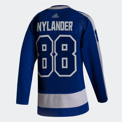 Maple Leafs Adidas Authentic Men's Reverse Retro Jersey - NYLANDER