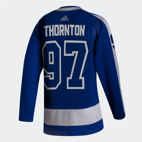Maple Leafs Adidas Authentic Men's Reverse Retro Jersey - THORNTON