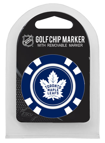 Maple Leafs Golf Chip Marker