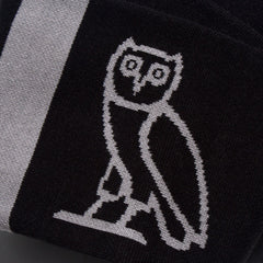 Toronto Raptors OVO Mitchell & Ness Jacquarded Knit Scarf - shop.realsports - 3