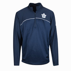 Maple Leafs Adidas Men's Team Go To 1/4 Zip