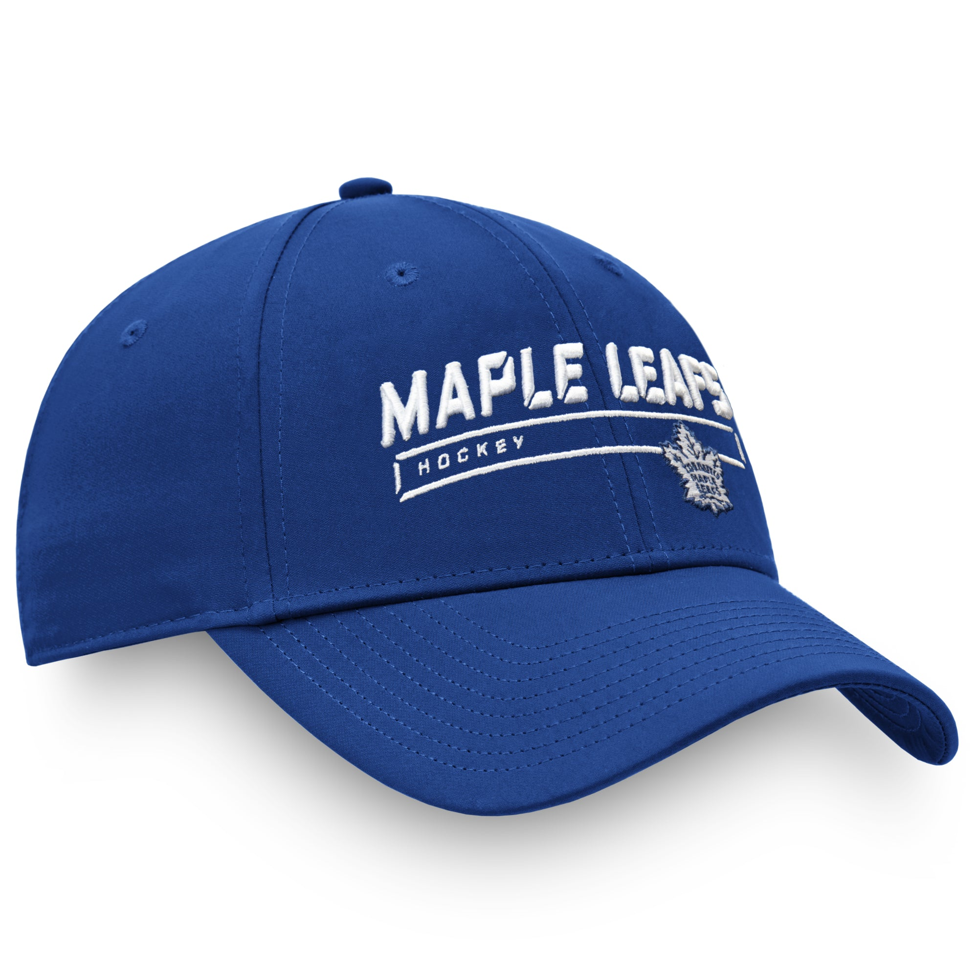 Maple Leafs Men's Authentic Rinkside Velcro Adjustable Hat