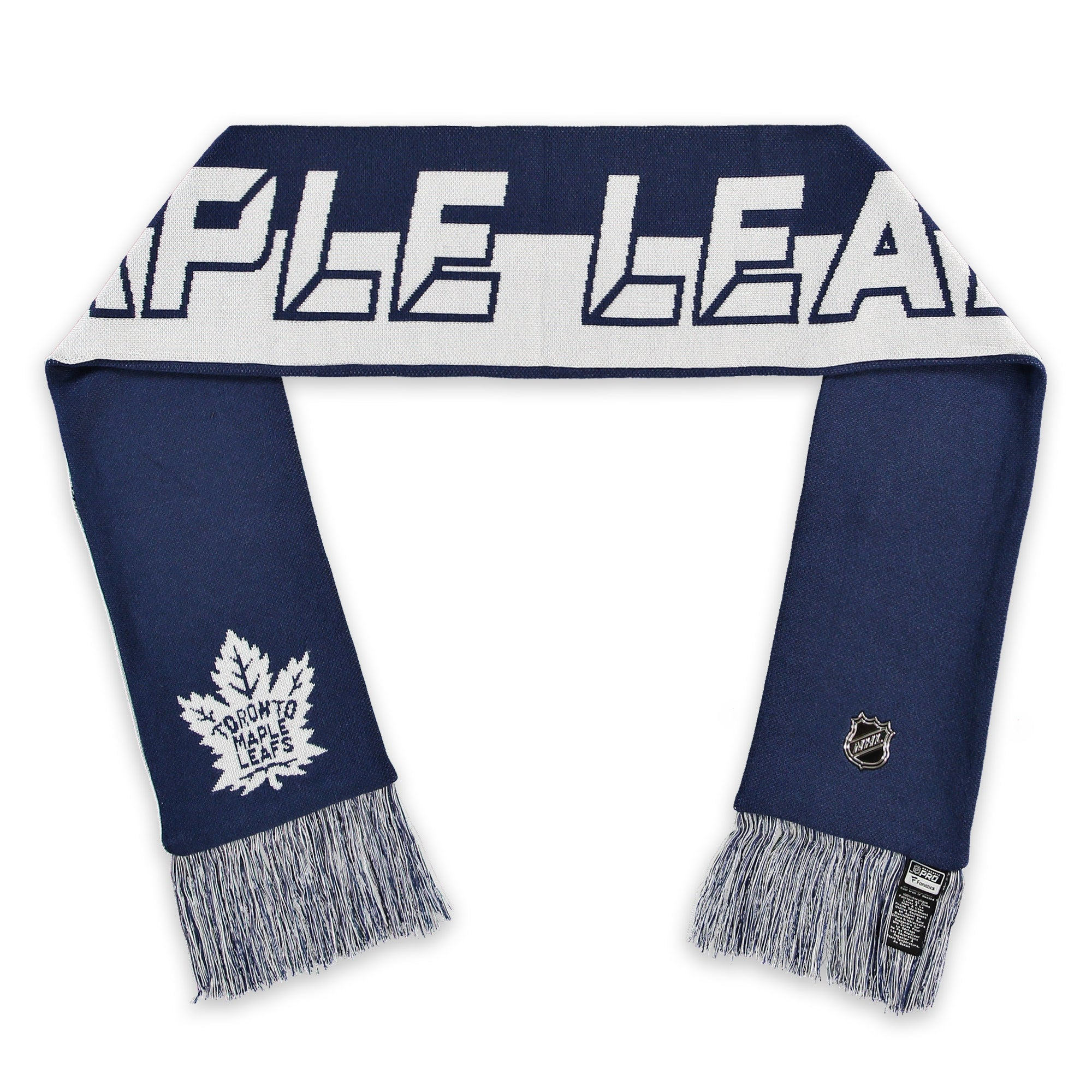 Maple Leafs Fanatics Men's Rinkside Scarf