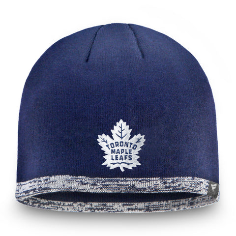 Maple Leafs Men's Authentic Rinkside Beanie