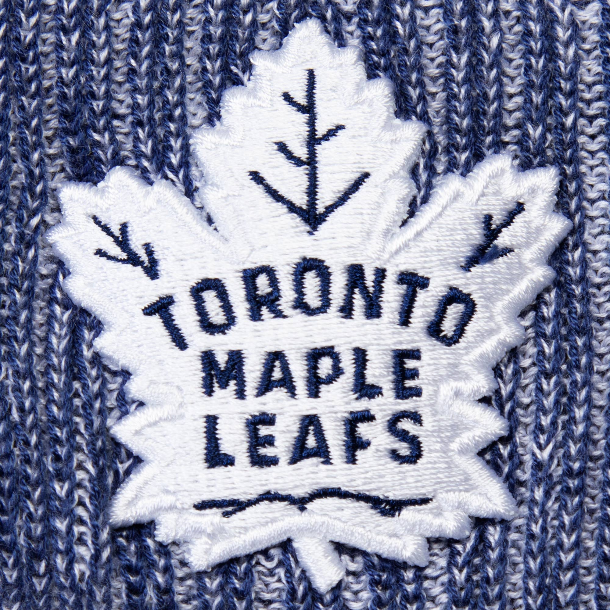 Maple Leafs Men's Authentic Rinkside Cuffed Beanie