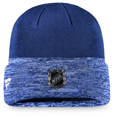 Maple Leafs Men's Authentic Pro Locker Room Cuffed Beanie