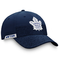 Maple Leafs Men's Authentic Locker Room Structured Flex Hat