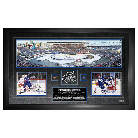 Matthews and Marner Duo Signed Centennial Panoramic