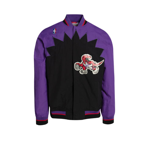 Raptors Mitchell & Ness Men's HWC Warm Up Jacket