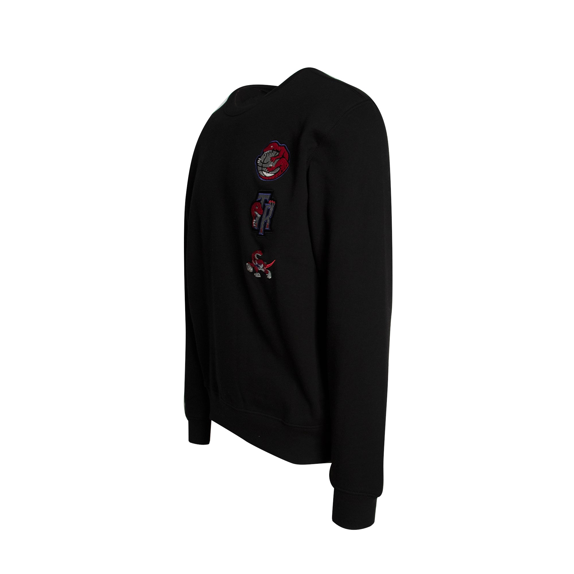 Raptors Mitchell & Ness Men's HWC Patch Crew Sweater