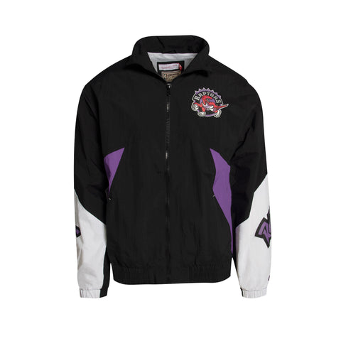Raptors Mitchell & Ness Men's HWC Midseason Windbreaker Jacket