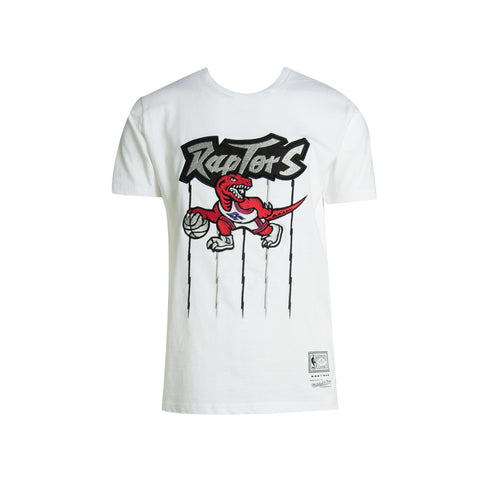 Raptors Mitchell & Ness Men's HWC Lightning Strikes Tee