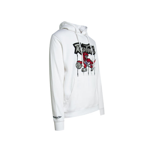 Raptors Mitchell & Ness Men's HWC Lightning Strikes Hoody