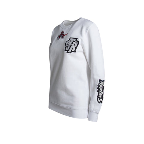 Raptors Mitchell & Ness Ladies HWC Since 95 Crew Sweater