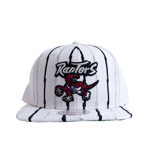 Raptors Mitchell & Ness Men's Lightning Strikes Snapback