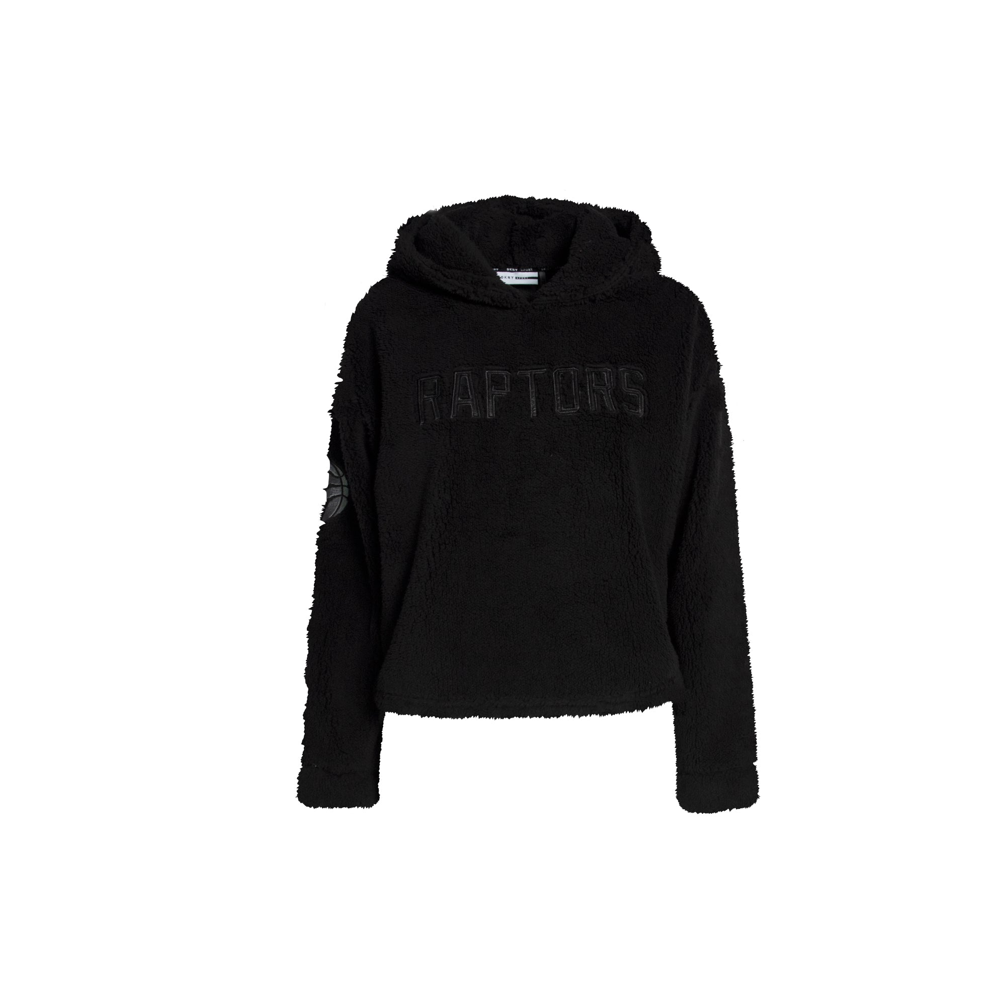 Raptors DKNY Ladies Cozy Hoody