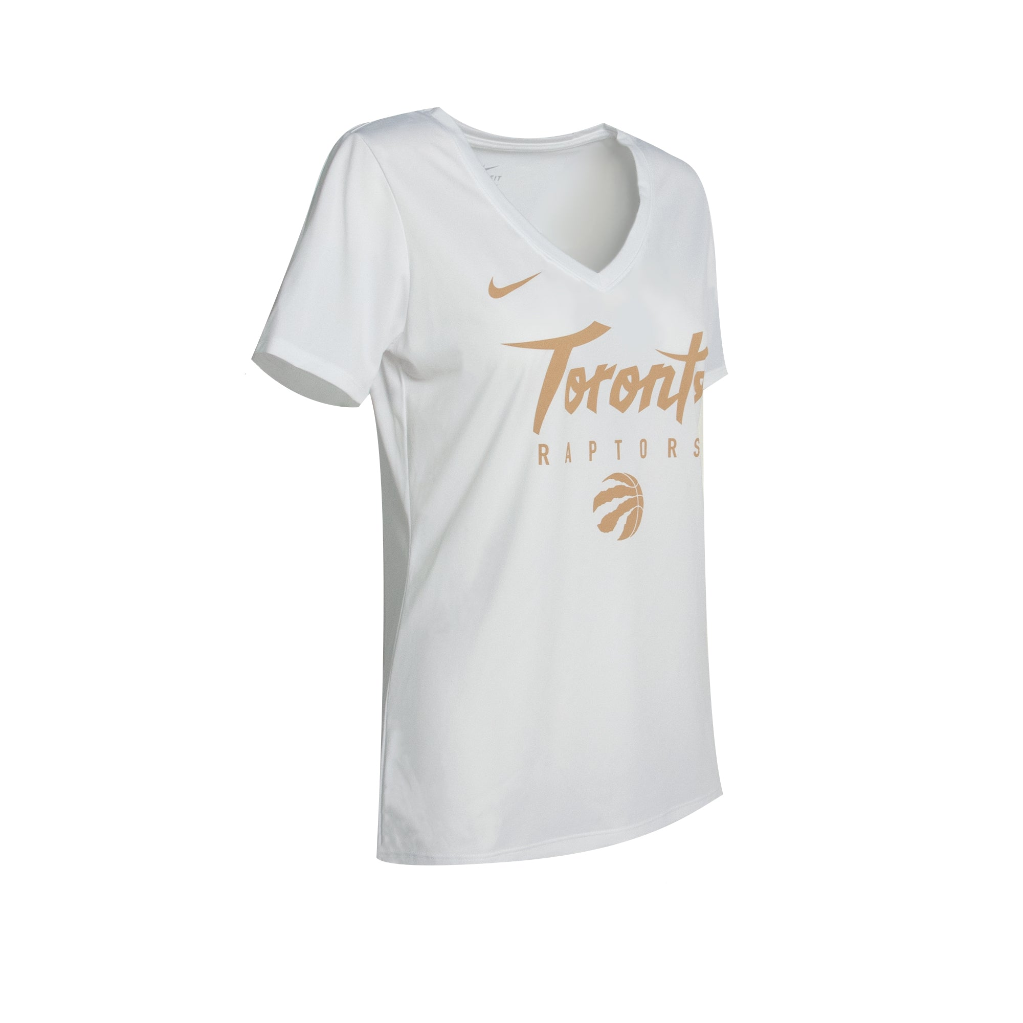 Raptors Nike Ladies City Legend Tee