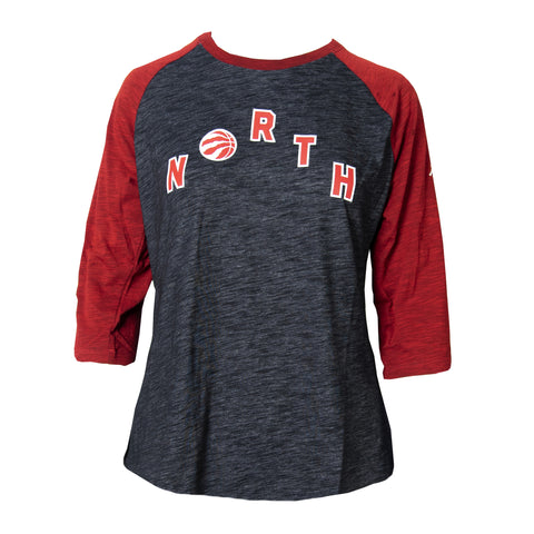 Raptors Nike Ladies Jordan Statement Raglan