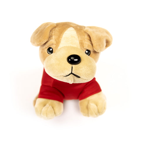 Raptors T-shirt Bulldog Plush