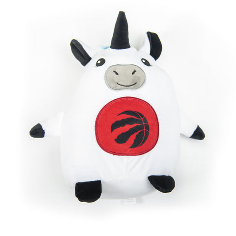 Raptors Unicorn Smasherz Plush