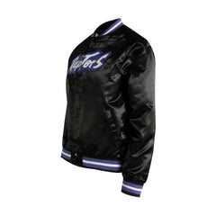 Raptors Mitchell & Ness Youth HWC Lightweight Satin Jacket