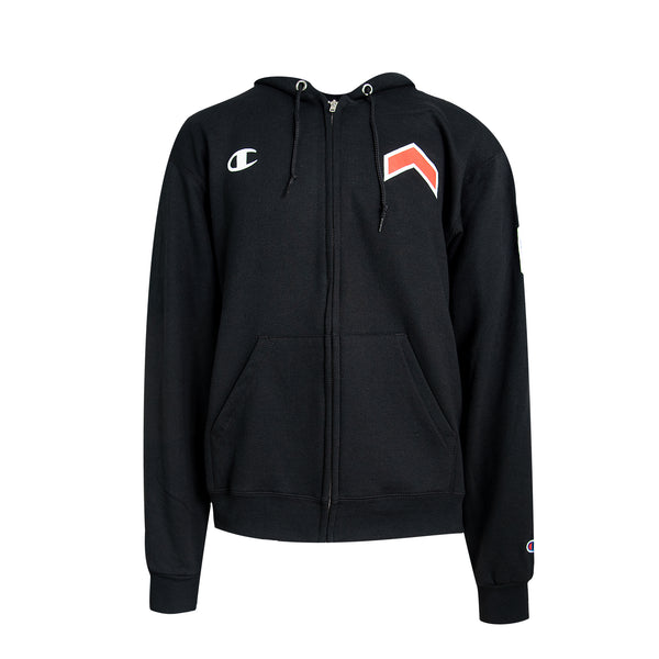 Raptors Uprising Champion Men's Powerblend Zip Hoody