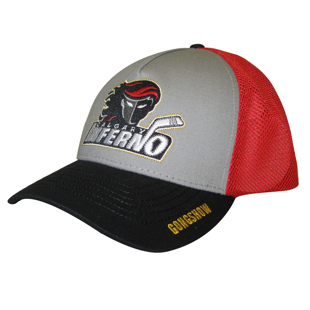 Calgary Inferno Gongshow Hat - shop.realsports