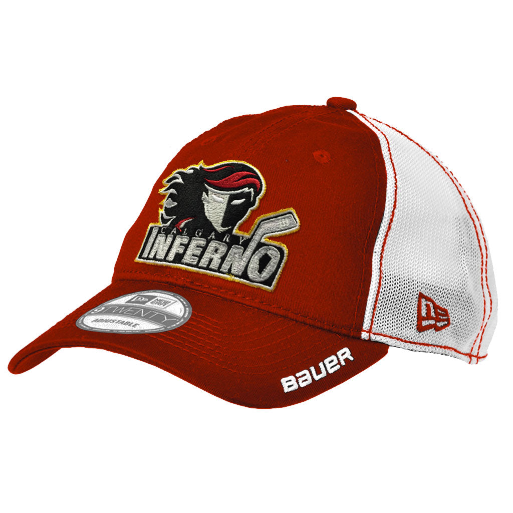 Calgary Inferno Bauer 920 Adjustable Hat