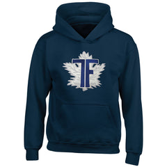 Toronto Furies Youth Navy Pullover Hoody - shop.realsports