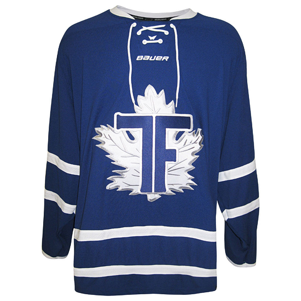 Toronto Furies Bauer 900 Series Home Jersey - shop.realsports