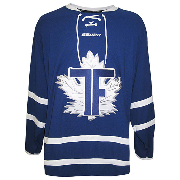Toronto Furies Bauer 900 Series Home Jersey