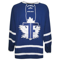 Toronto Furies Bauer 900 Series Custom Home Jersey - shop.realsports