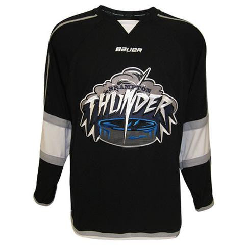 Brampton Thunder Bauer 900 Series Custom Home Jersey - shop.realsports
