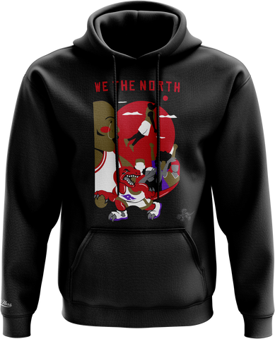 Raptors The North by Alexis Eke Mitchell & Ness Men