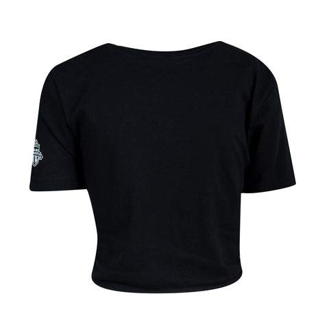 Toronto FC Peace Collective Ladies Crop Tee