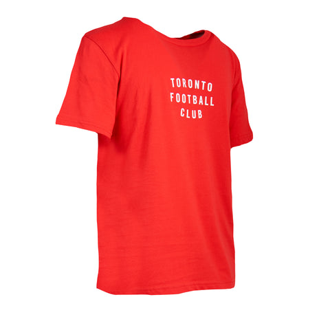 Toronto FC Peace Collective Youth Wordmark Tee