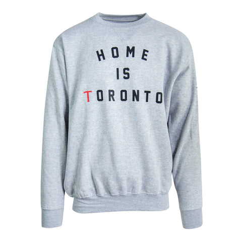 Toronto FC Peace Collective Men's Crew - Grey