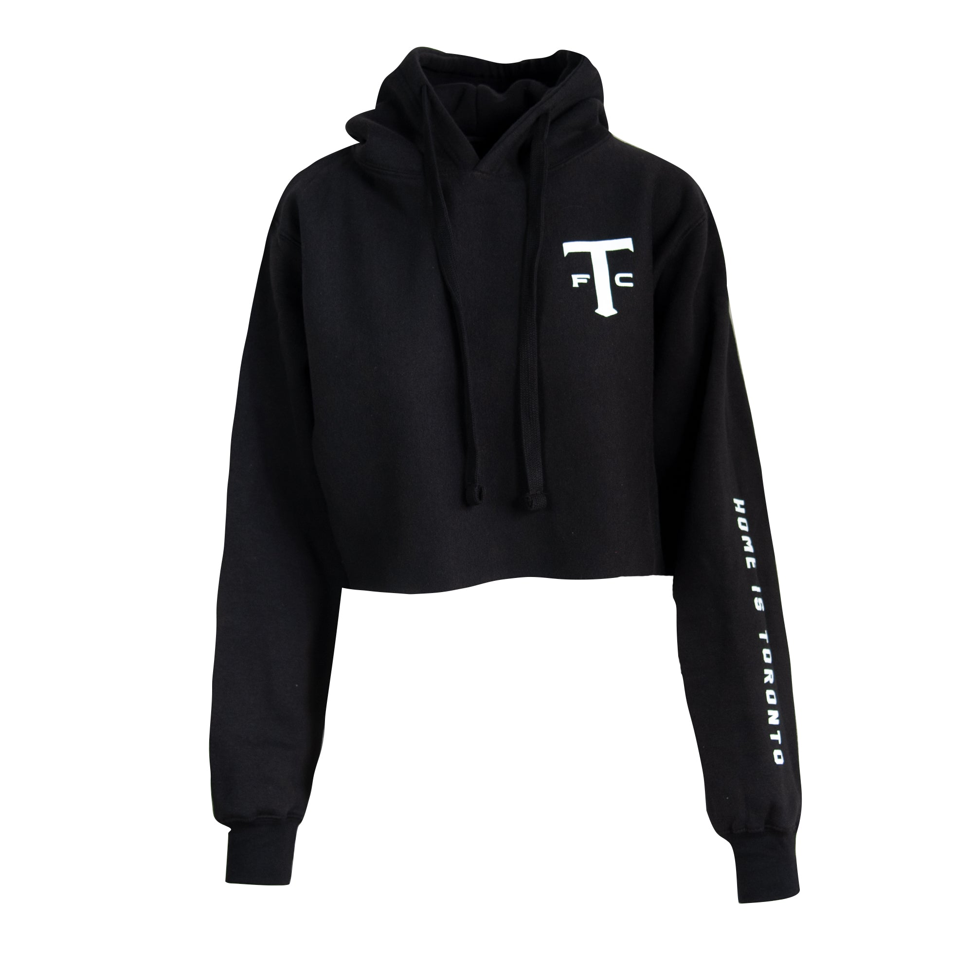 Toronto FC Peace Collective Ladies Crop Hoody