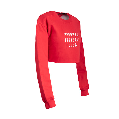 Toronto FC Peace Collective Ladies Cropped Crew
