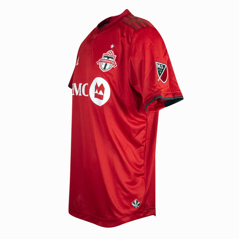 Toronto FC Adidas Men's Authentic Home Jersey