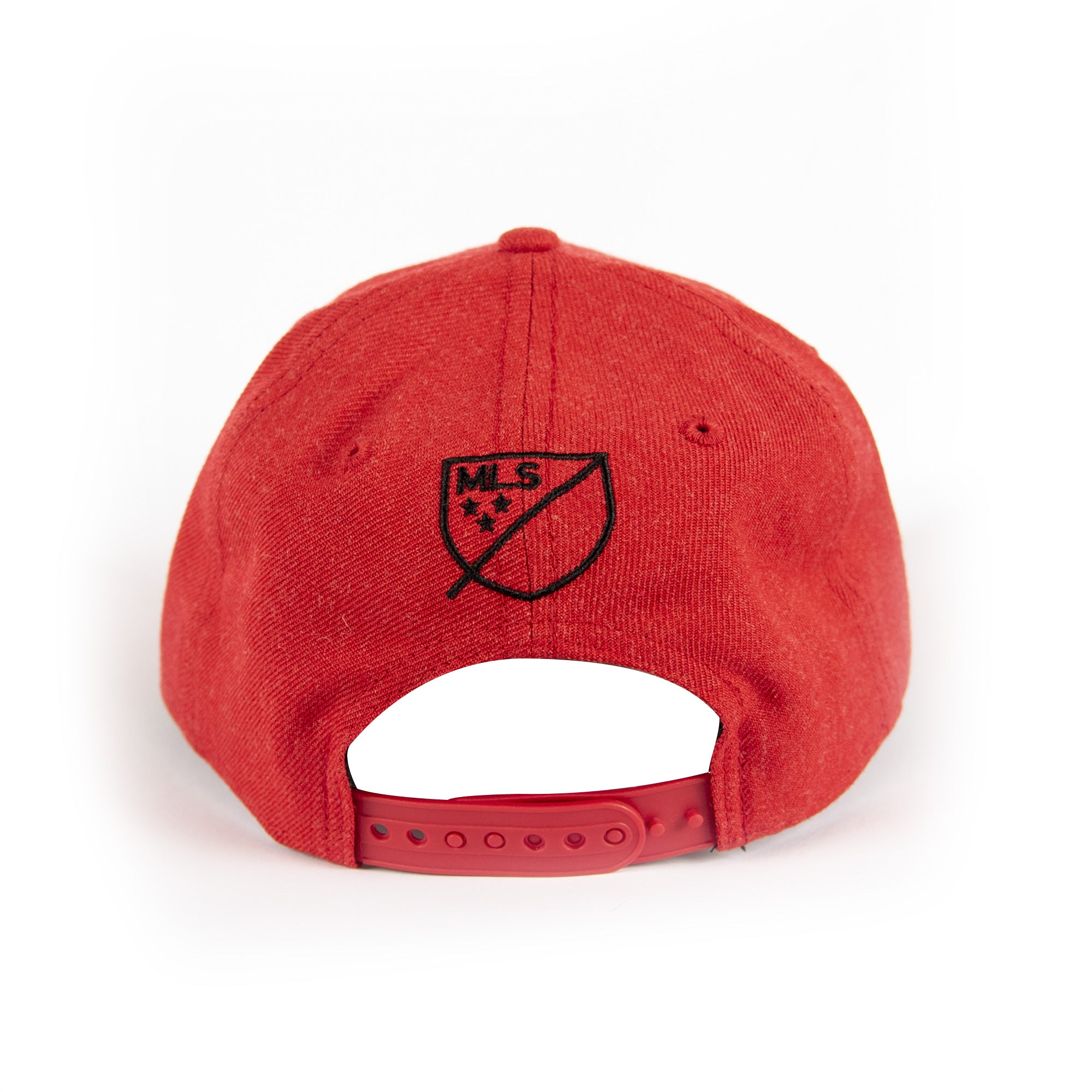 Toronto FC New Era Men's 940 Wordmark Adjustable Hat - Red