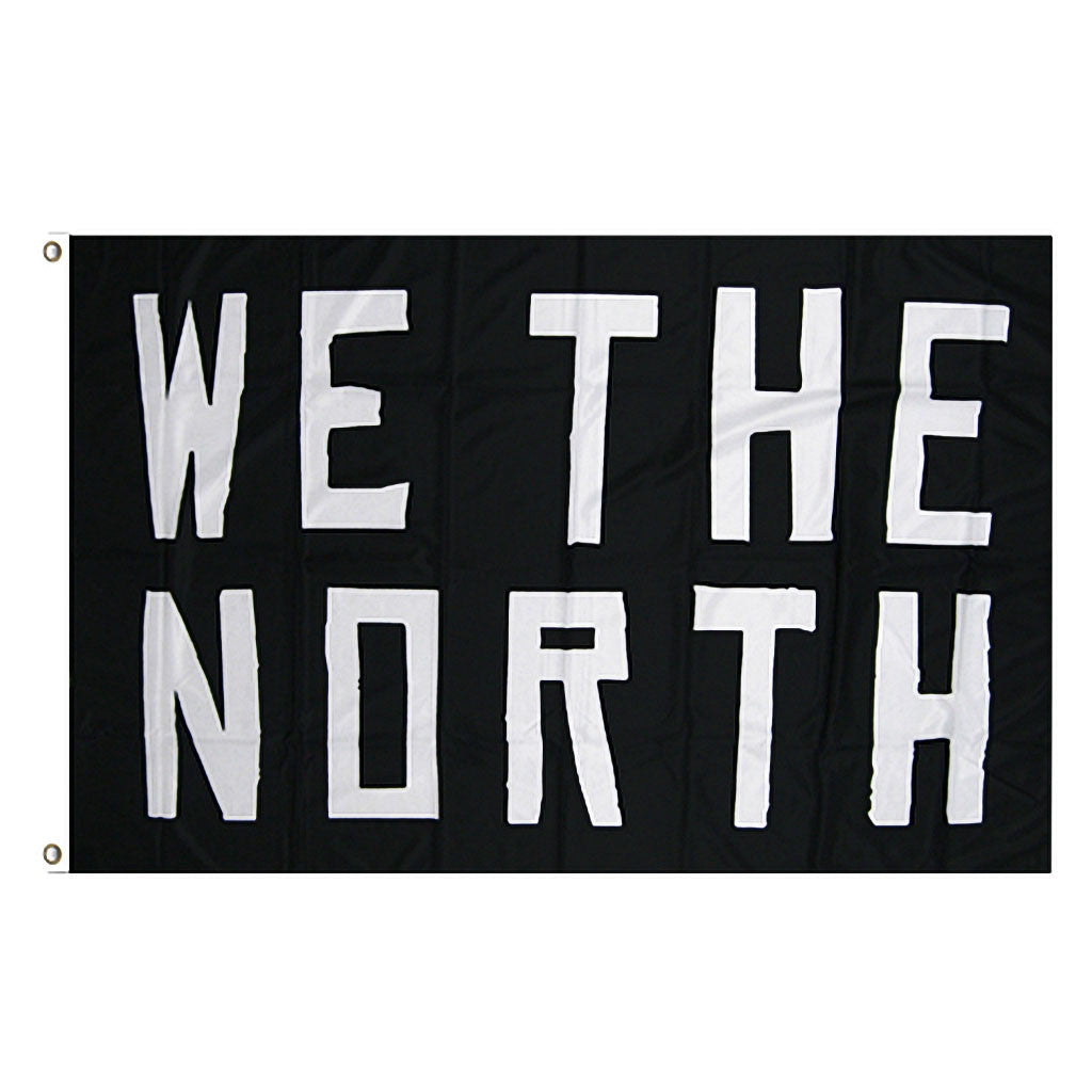 Toronto Raptors 3' x 5' 'We The North' Flag - shop.realsports