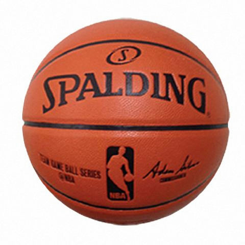 Toronto Raptors Spalding Composite Replica Game Ball