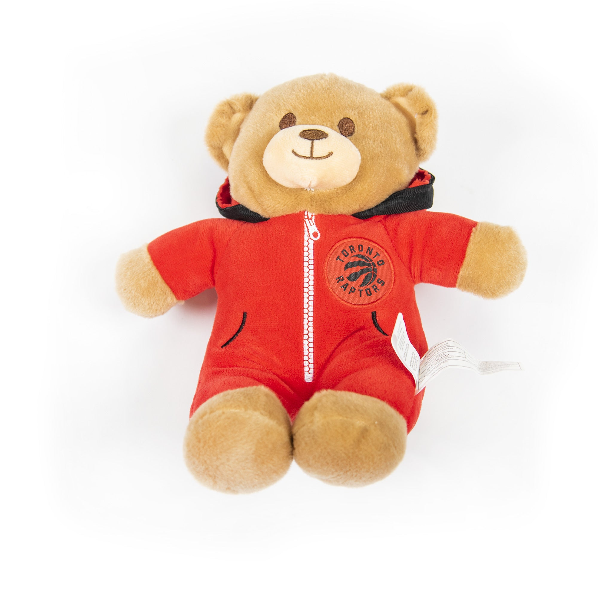 "Raptors 8"" Jumpsuit Bear"