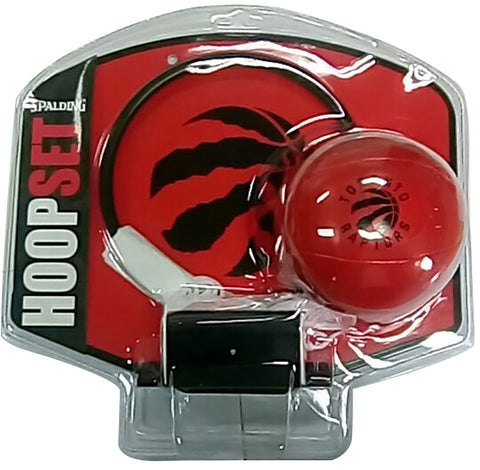 Toronto Raptors Mini Hoop Set