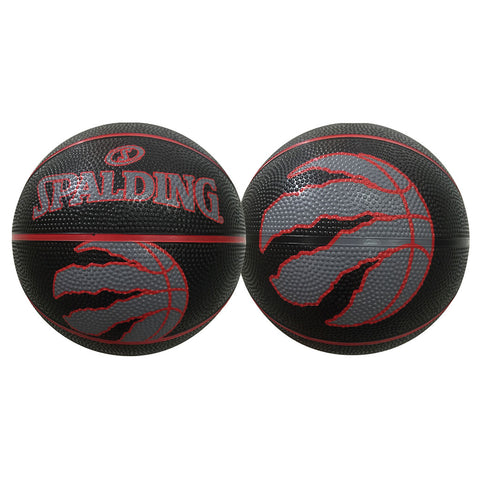 Toronto Raptors Size 3 Partial Logo Basketball